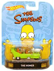 Hot Wheels Retro Entertainment: The Simpsons The Homer (Mattel/2015)