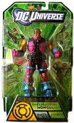 DC Universe Classics Wave 1: Sinestro Corps Mongul figure (Mattel)