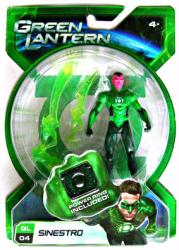 Green Lantern [Movie] Sinestro action figure (Mattel/2010)