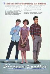 Sixteen Candles movie poster (1984) [Molly Ringwald] 24x36