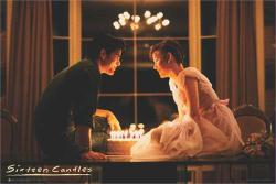 Sixteen Candles movie poster: Make A Wish [Molly Ringwald] 36x24