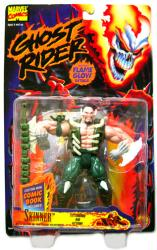Ghost Rider: Skinner action figure (ToyBiz/1995)