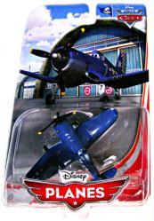 Planes: Skipper 1:55 die-cast plane (Mattel/2013) Disney