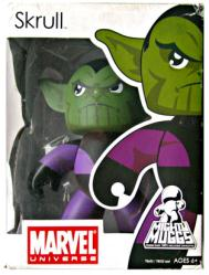 Marvel Universe [Mighty Muggs] Skrull figure (Hasbro/2008)