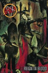 Slayer poster: Reign In Blood (24x36) album cover art