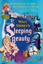 Sleeping Beauty movie poster (24x36) Walt Disney