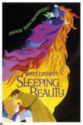 Sleeping Beauty movie poster (24x36) Walt Disney classic