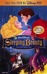 Sleeping Beauty movie poster [Walt Disney] 26x40 DVD poster