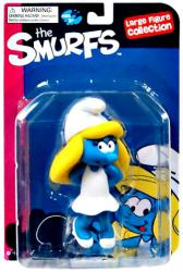 The Smurfs Large Figure Collection: Smurfette figure (Goldie/2012)
