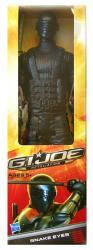G.I. Joe Retaliation: 12'' Snake Eyes action figure (Hasbro/2012)