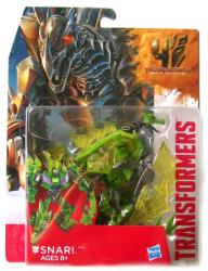 Transformers Age of Extinction: Snarl action figure (Hasbro)