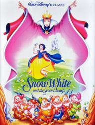 Snow White and the Seven Dwarfs movie poster (16'' X 20'') Walt Disney