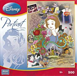 Disney Portrait Series jigsaw puzzle: Snow White (Mega) 500 pc