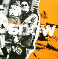 Snow poster: 12 Inches of Snow vintage LP/Album flat