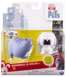 The Secret Life of Pets: Snowball & Chloe figures (Spin Master)