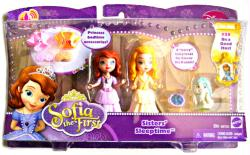 Sofia the First: Sisters' Sleeptime figure set (Mattel) Disney