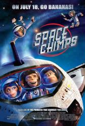 Space Chimps movie poster [2008] one-sheet