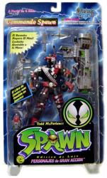 Spawn [Spanish] Commando Spawn action figure (McFarlane/1995)