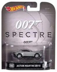 Hot Wheels Retro Entertainment: Spectre Aston Martin DB10 diecast