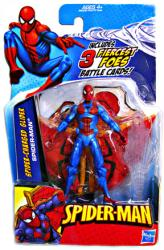 Spider-Man: Spider-Charged Glider Spider-Man figure (Hasbro/2009)