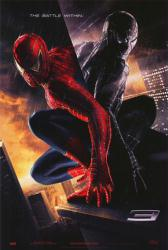 Spider-Man 3 movie poster (Advance) 26'' X 39'' reproduction