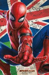 Spider-Man Far From Home poster: Spidey (22x34) Marvel