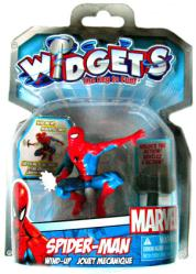 Marvel Widgets: Spider-Man wind-up figure (Blip Toys/2012)
