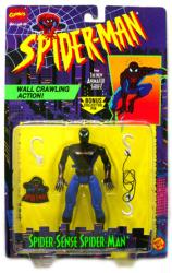 Spider-Man [Animated] Spider-Sense Spider-Man figure (ToyBiz/1995)