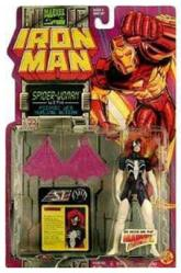 Iron Man: Spider-Woman action figure (ToyBiz/1994)