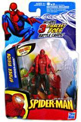 Spider-Man: Spider Vision Spider-Man action figure (Hasbro/2009)