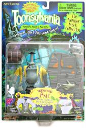 Toonsylvania: Spinal Tap Phil action figure (Toy Island/1998)