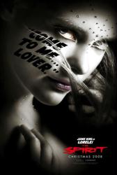 The Spirit movie poster [Jaime King as Lorelei] Advance