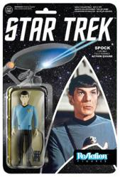 Star Trek: Spock ReAction action figure (Funko) classic TV series