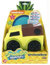 Spongebob Squarepants: Spongebob soft vinyl vehicle w/ lights & sounds