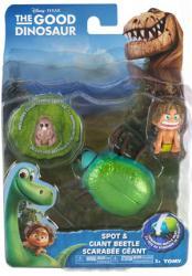 The Good Dinosaur: Spot & Giant Beetle figures (Tomy) Disney/Pixar