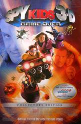 Spy Kids 3-D: Game Over movie poster [Alexa Vega] video poster