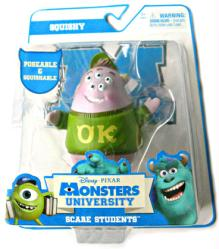 Monsters University Scare Students: Squishy action figure