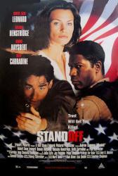 Standoff movie poster [Robert Sean Leonard/Henstridge/Haysbert] 27x40