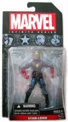 Marvel Infinite Series: Star-Lord action figure (Hasbro/2014)
