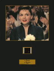 A Star Is Born 8.5'' X 11'' Senitype film cell [Judy Garland]