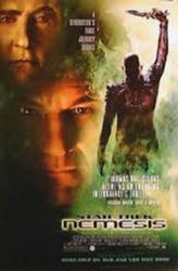Star Trek: Nemesis movie poster [Patrick Stewart] 27x40 video version