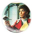 Star Trek III pinback: Cmdr. Uhura (1.5'' Button)