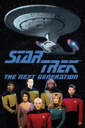 Star Trek: The Next Generation poster (24x36) TV series