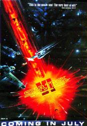 Star Trek VI: The Undiscovered Country movie poster (27x41) Poor
