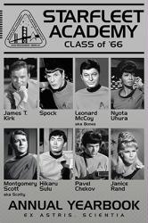 Star Trek poster: Starfleet Academy Class of '66 (24x36)