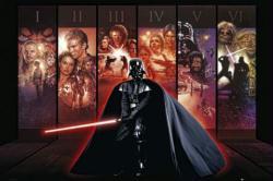 Star Wars movie poster: Darth Vader Anthology (36'' X 24'')