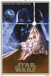 Star Wars movie poster: 40th Anniversary Style A (24x36)