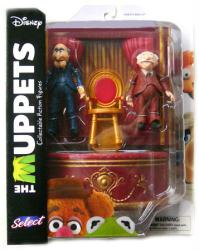 The Muppets: Statler & Waldorf action figures (Diamond Select/2016)