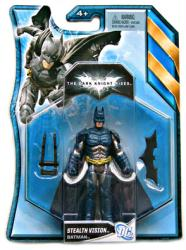 The Dark Knight Rises: Stealth Vision Batman action figure (Mattel)