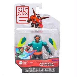 Big Hero 6: Stealth Wasabi No Ginger action figure (Bandai/2015)